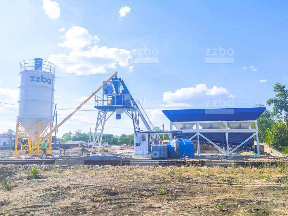 Бетонный завод КОМПАКТ-45 - фото 22
