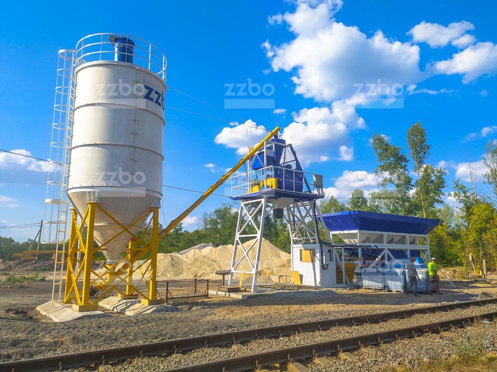 Бетонный завод КОМПАКТ-45 - фото 21