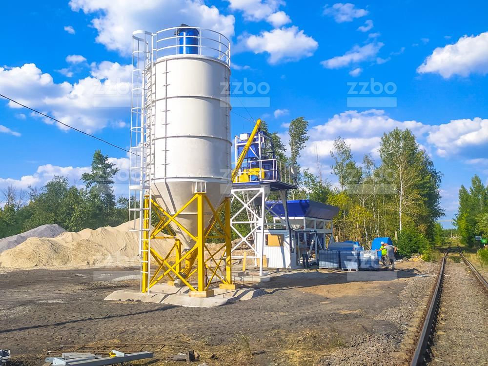 Бетонный завод КОМПАКТ-45 - фото 20