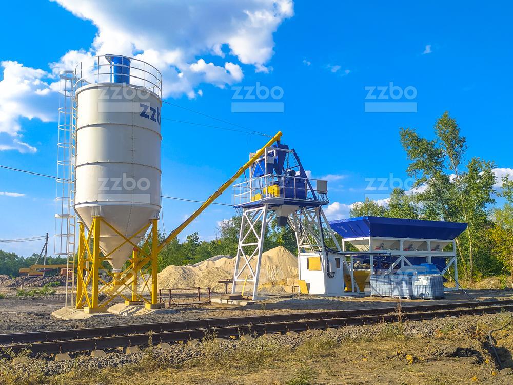 Бетонный завод КОМПАКТ-45 - фото 19