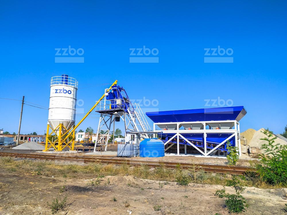 Бетонный завод КОМПАКТ-45 - фото 17