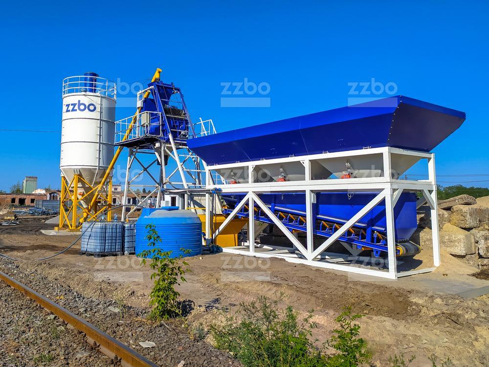 Бетонный завод КОМПАКТ-45 - фото 16