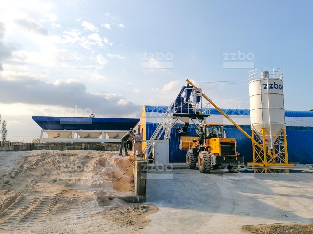 Бетонный завод КОМПАКТ-45 - фото 1