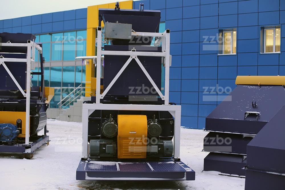 Двухвальный бетоносмеситель БП-2Г-2250с - фото 4
