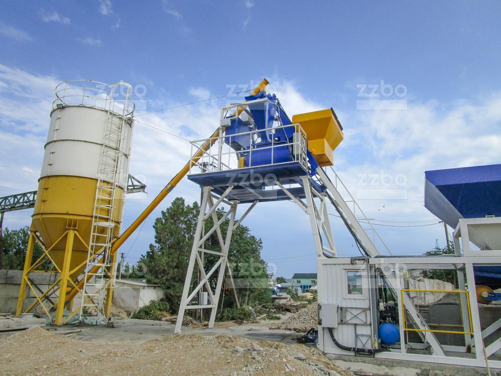 Бетонный завод КОМПАКТ-45 - фото 14