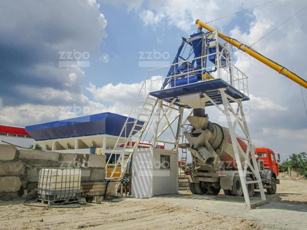 Бетонный завод КОМПАКТ-45 - фото 9