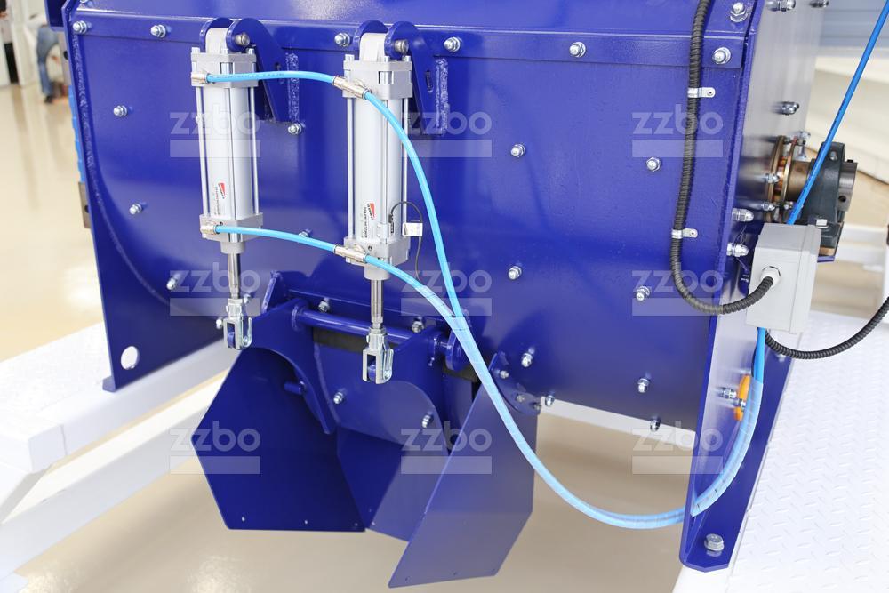 Одновальный бетоносмеситель БП-1Г-500 - фото 4
