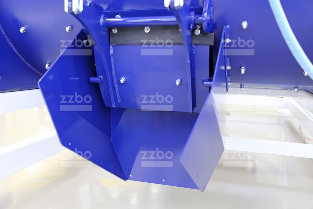 Одновальный бетоносмеситель БП-1Г-500 - фото 5