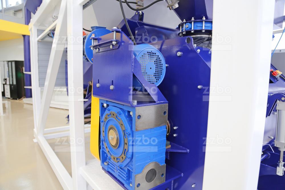 Одновальный бетоносмеситель БП-1Г-500 - фото 2
