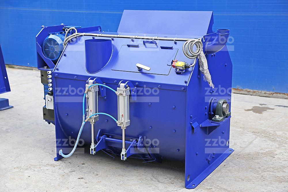 Одновальный бетоносмеситель БП-1Г-500 - фото 9