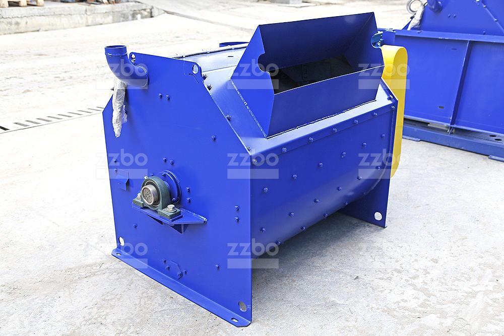 Одновальный бетоносмеситель БП-1Г-500 - фото 10