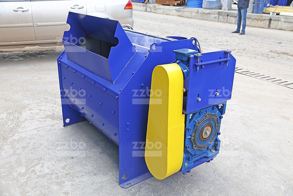 Одновальный бетоносмеситель БП-1Г-500 - фото 13