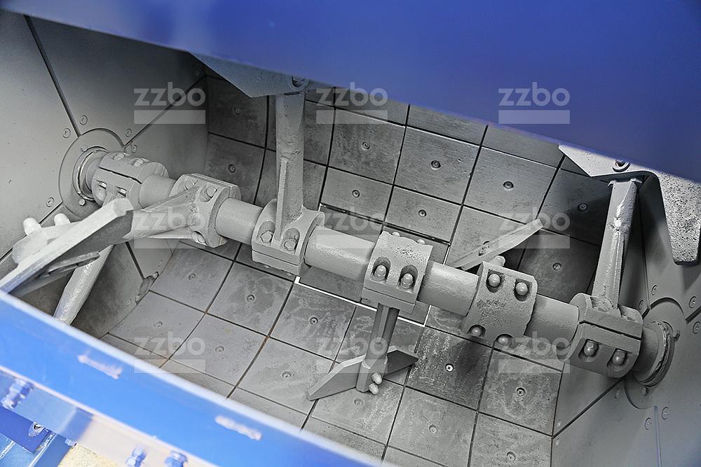 Одновальный бетоносмеситель БП-1Г-500 - фото 8