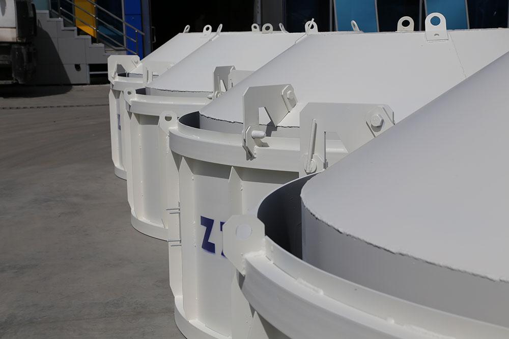 Виброформа кольцо бетонное КС-15.9 - фото 4