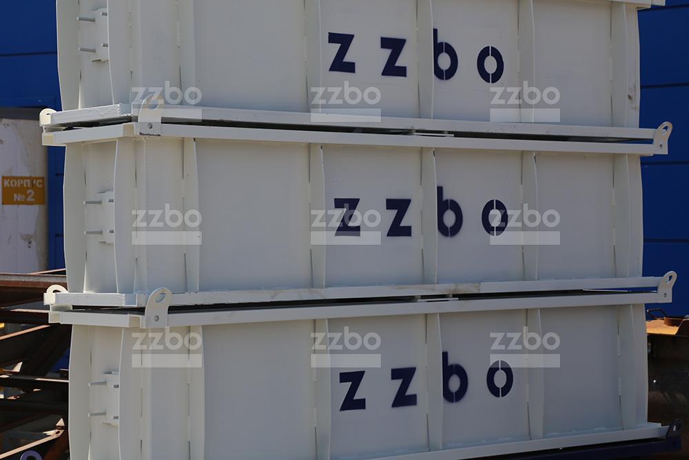 Виброформа блок ФБС 24.3.6 - фото 2