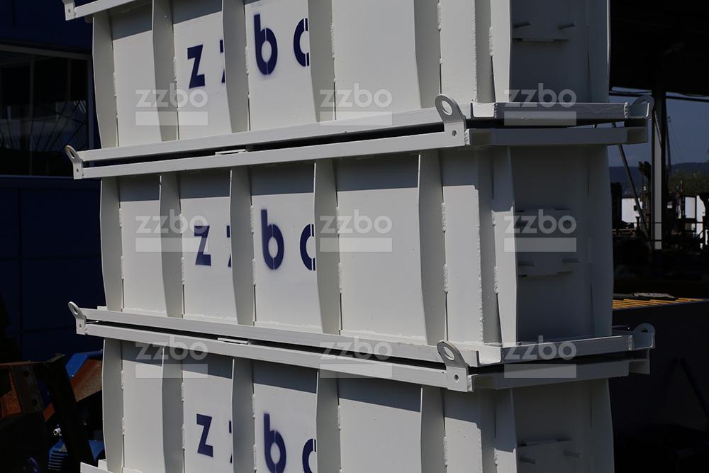 Виброформа блок ФБС 24.5.6 - фото 3