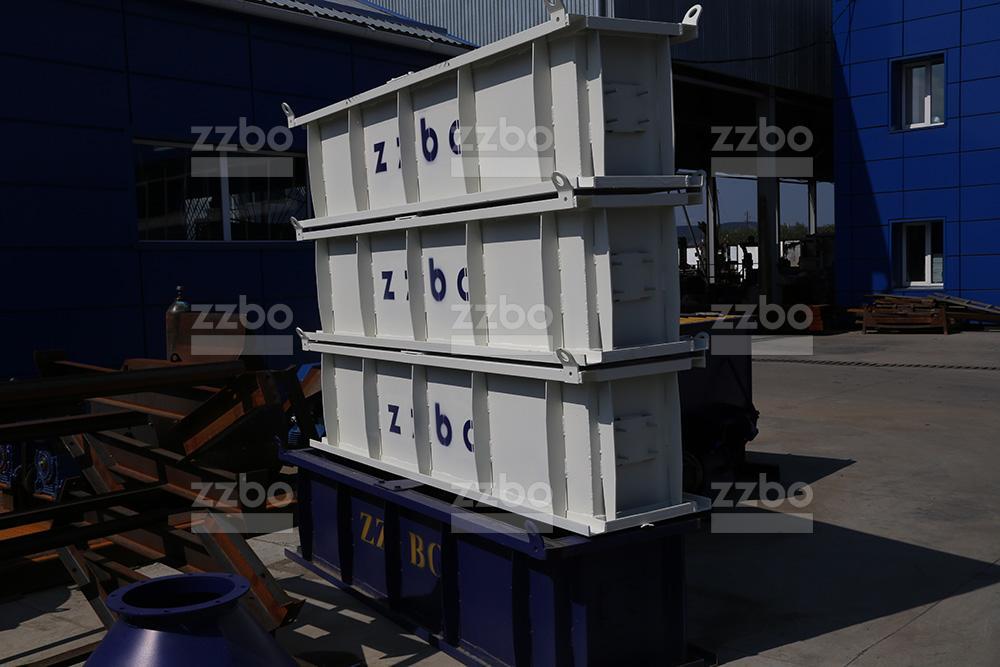 Виброформа блок ФБС 24.5.6 - фото 4