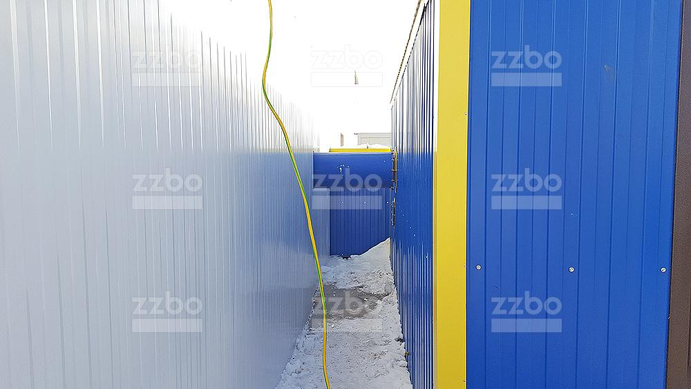 Дизельный теплогенератор ТГВ-250 в блок-контейнере - фото 17