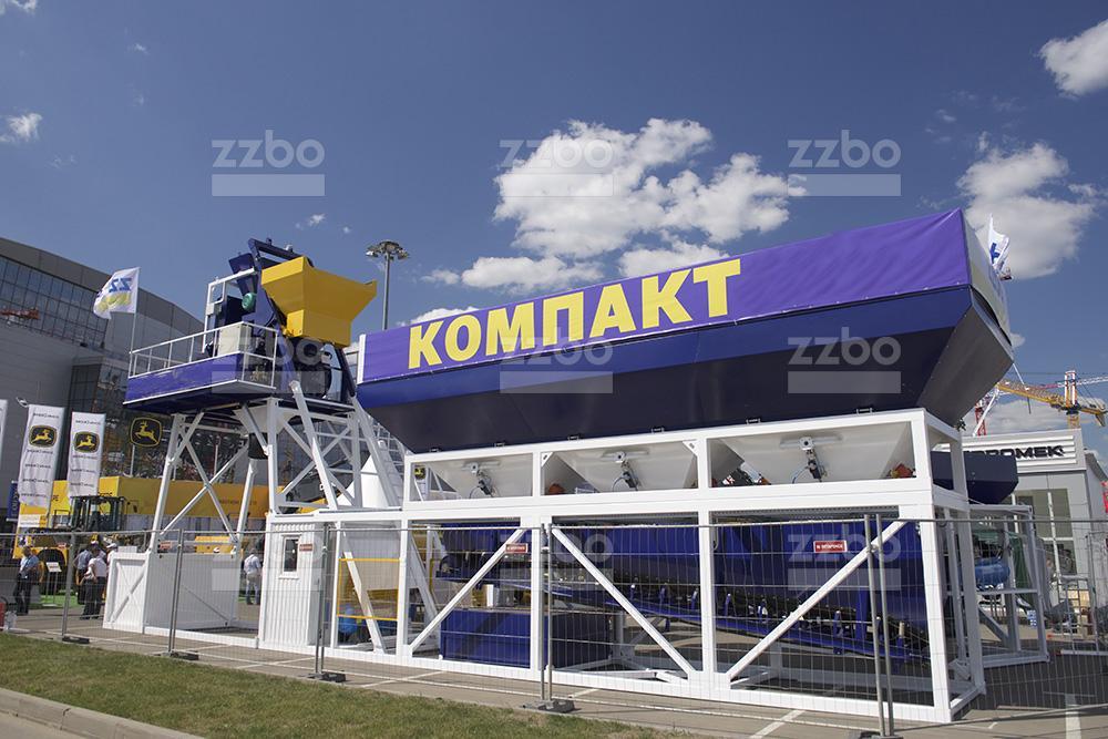 Бетонный завод КОМПАКТ-90 - фото 15