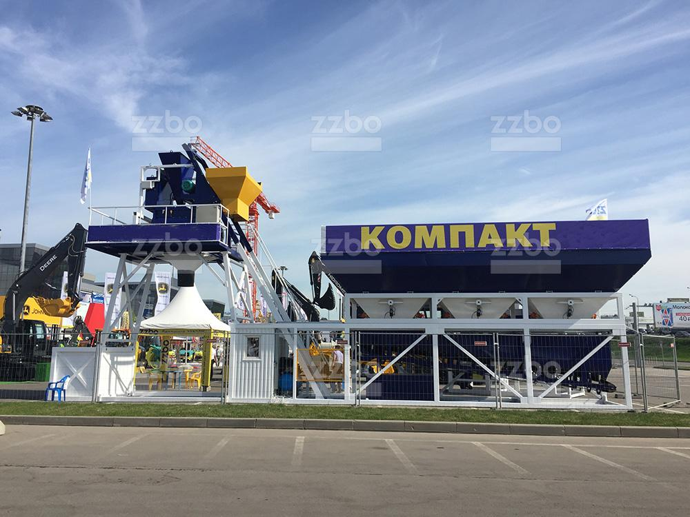 Бетонный завод КОМПАКТ-90 - фото 3
