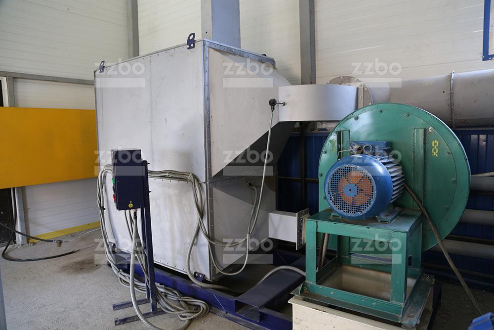 Дизельный теплогенератор ТГВ-250 в блок-контейнере - фото 13
