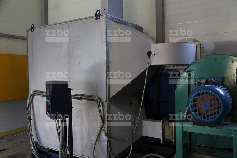 Дизельный теплогенератор ТГВ-450 </br> в блок-контейнере - фото 30