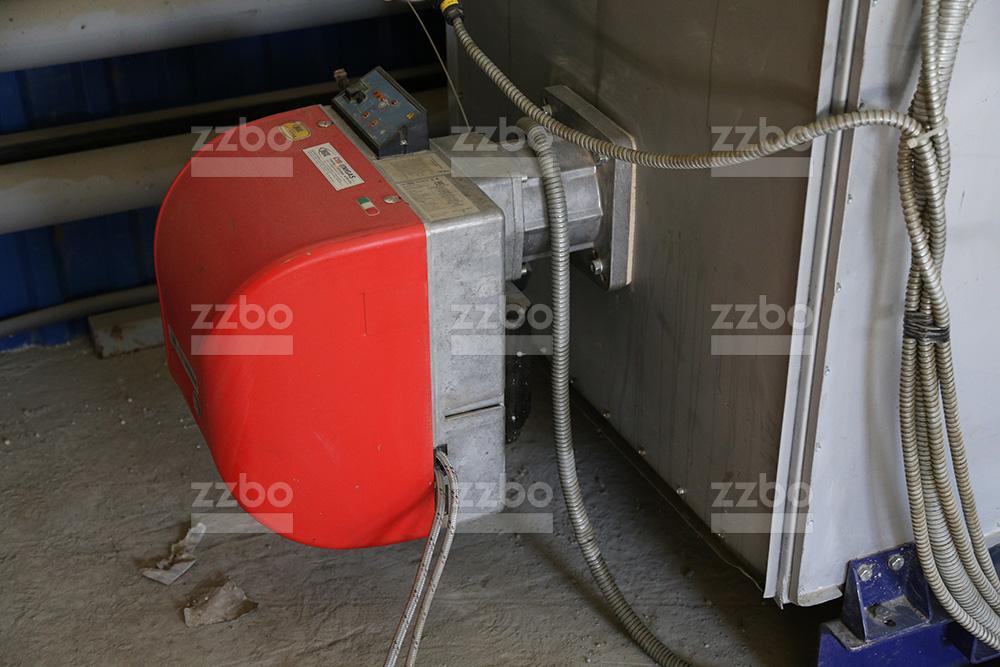 Дизельный теплогенератор ТГВ-250 в блок-контейнере - фото 11