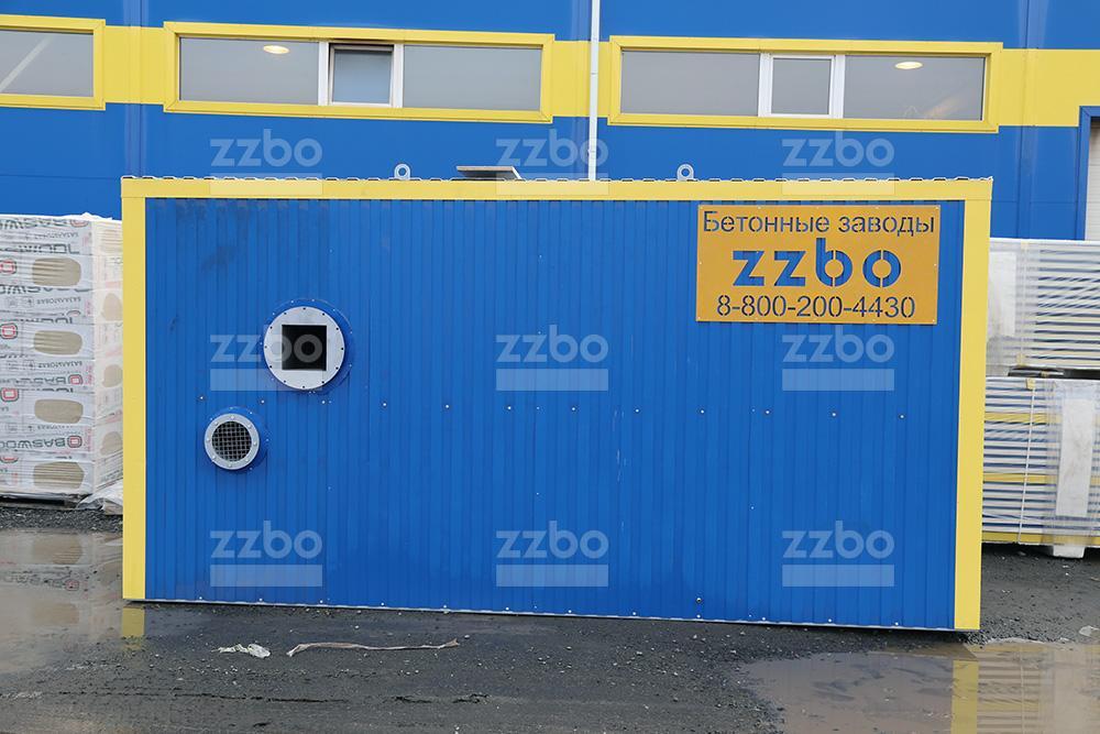 Дизельный теплогенератор ТГВ-250 в блок-контейнере - фото 20