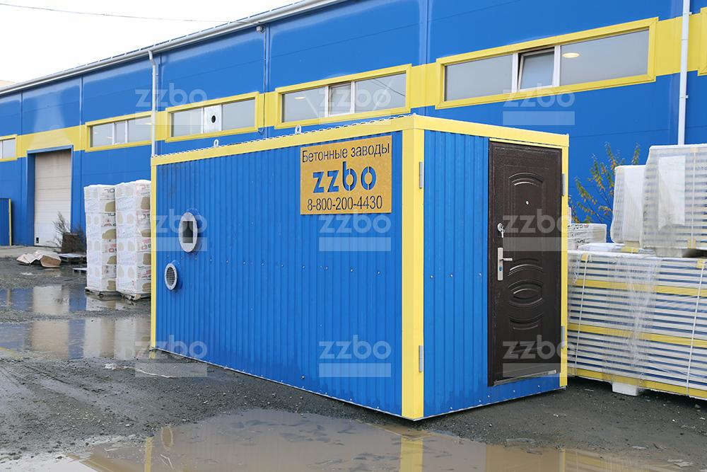 Дизельный теплогенератор ТГВ-250 в блок-контейнере - фото 22