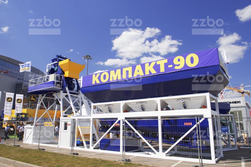 Бетонный завод КОМПАКТ-90 - фото 6