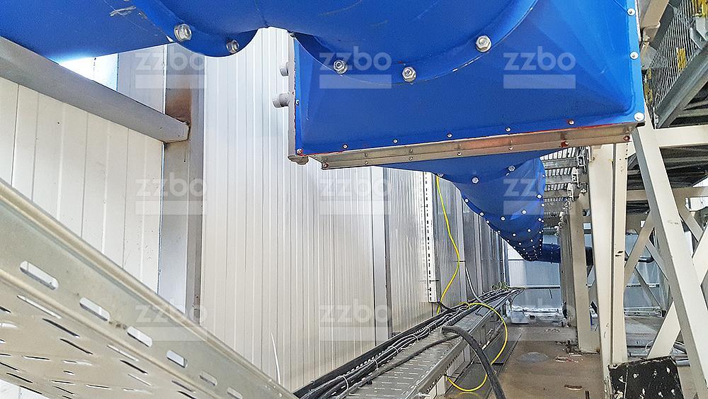 Газовый теплогенератор ТГВ-450 </br> в блок-контейнере - фото 14