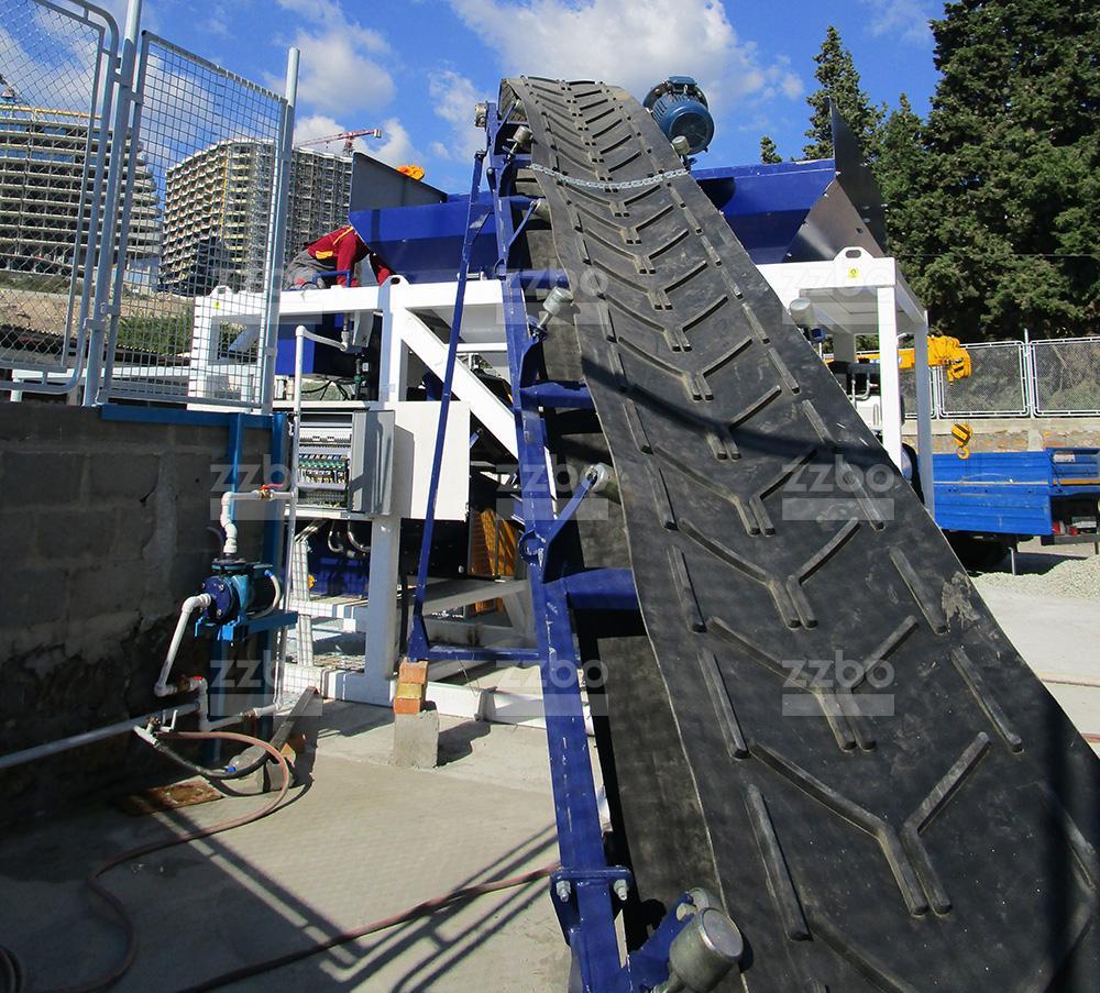Ленточный конвейер ЛК 3-0,5 - фото 17