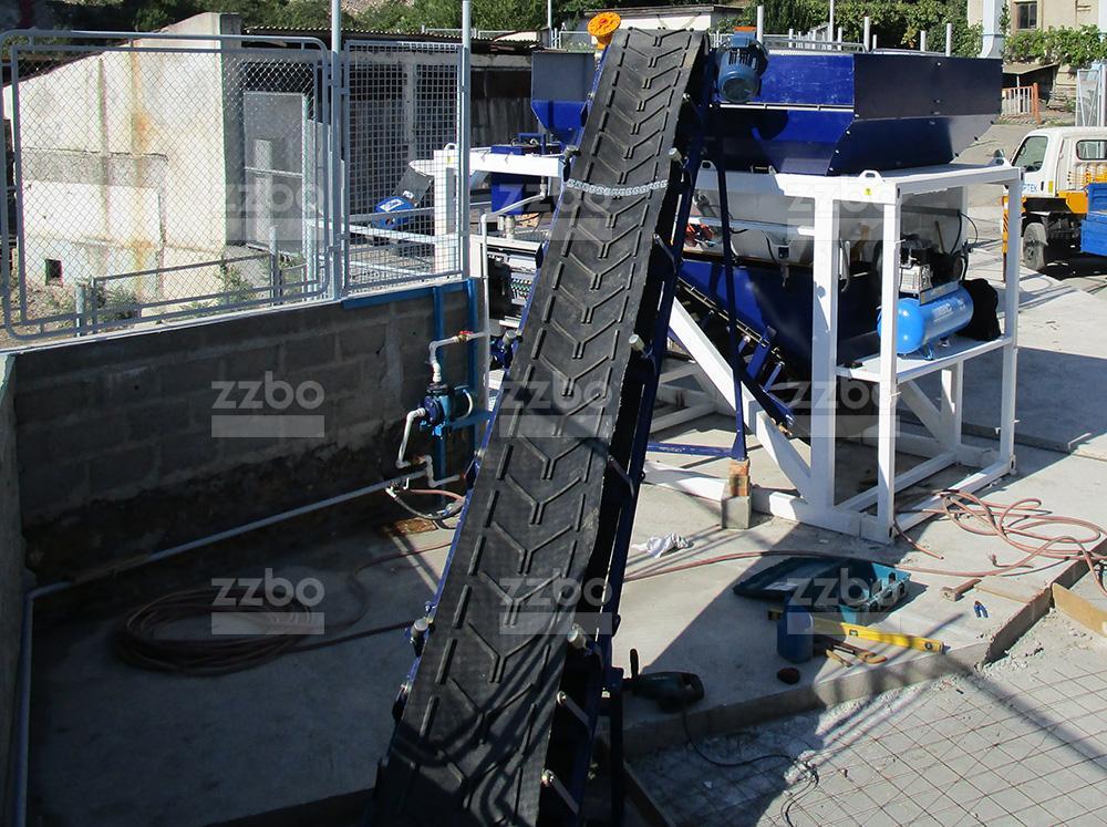Ленточный конвейер ЛК 3-0,5 - фото 18