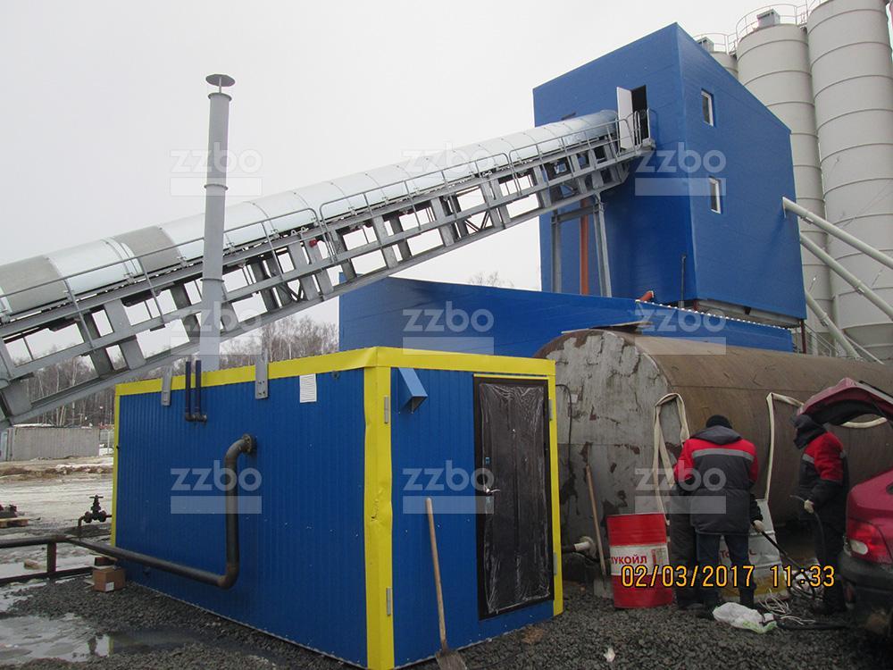Газовый парогенератор ПГ-1000 в блок-контейнере - фото 21