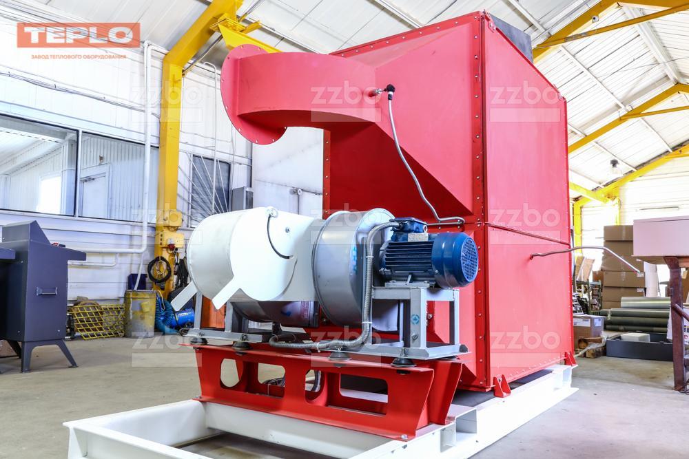 Газовый теплогенератор ТГВ-450 на раме - фото 25