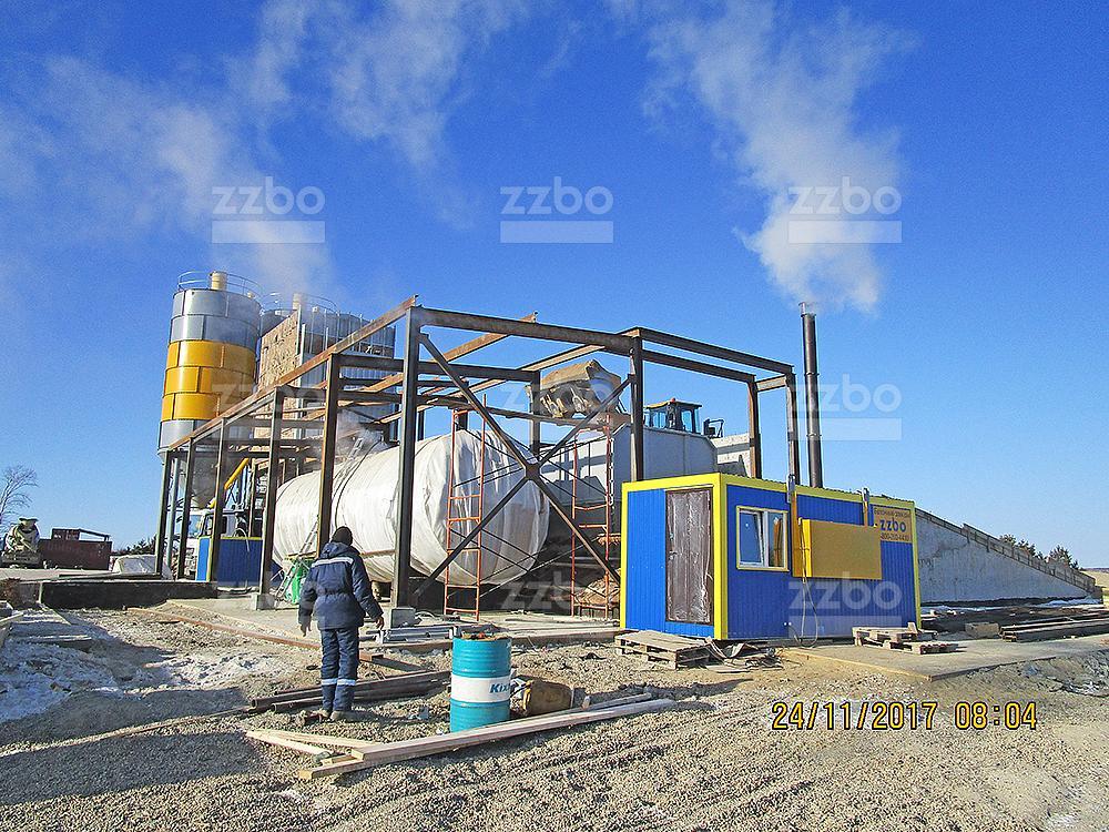 Газовый парогенератор ПГ-1000 в блок-контейнере - фото 28