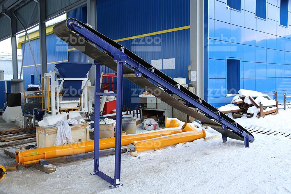 Ленточный конвейер ЛК 3-0,5 - фото 12