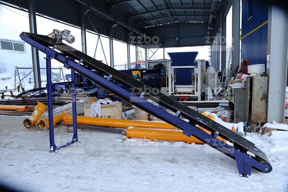 Ленточный конвейер ЛК 8-0,8 - фото 14