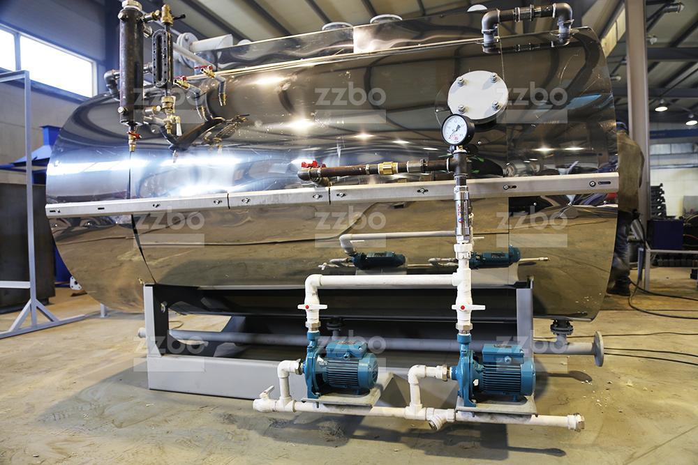 Газовый парогенератор ПГ-1000 на раме - фото 2