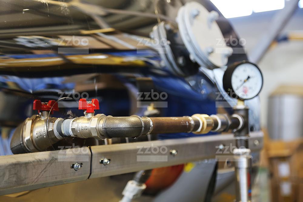 Газовый парогенератор ПГ-1000 в блок-контейнере - фото 9