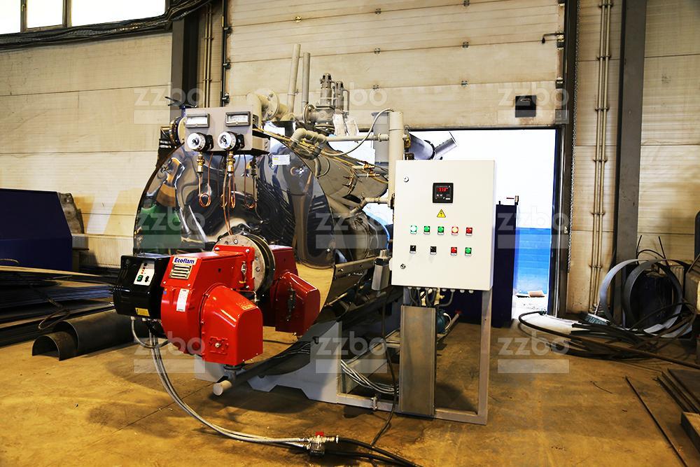 Газовый парогенератор ПГ-1000 в блок-контейнере - фото 24