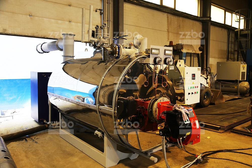 Газовый парогенератор ПГ-1000 в блок-контейнере - фото 13