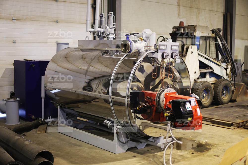 Газовый парогенератор ПГ-1000 в блок-контейнере - фото 17