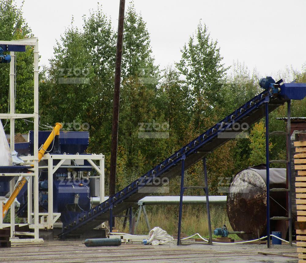 Ленточный конвейер ЛК 8-0,8 - фото 11