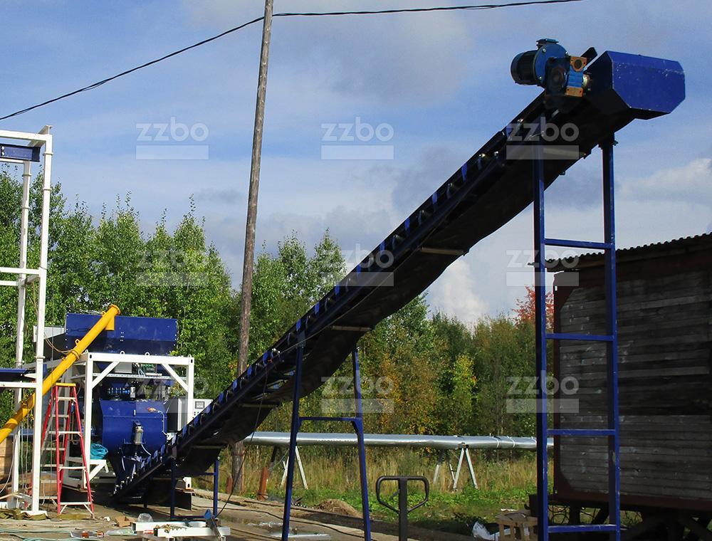 Ленточный конвейер ЛК 10-0,5 - фото 7