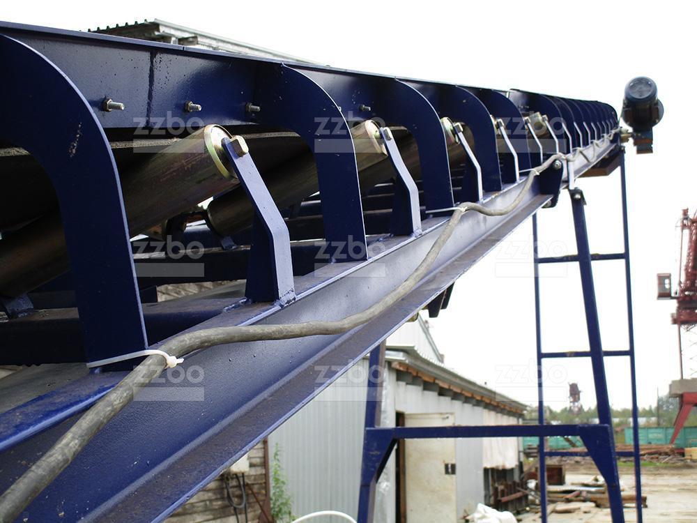 Ленточный конвейер ЛК 10-0,8 - фото 9