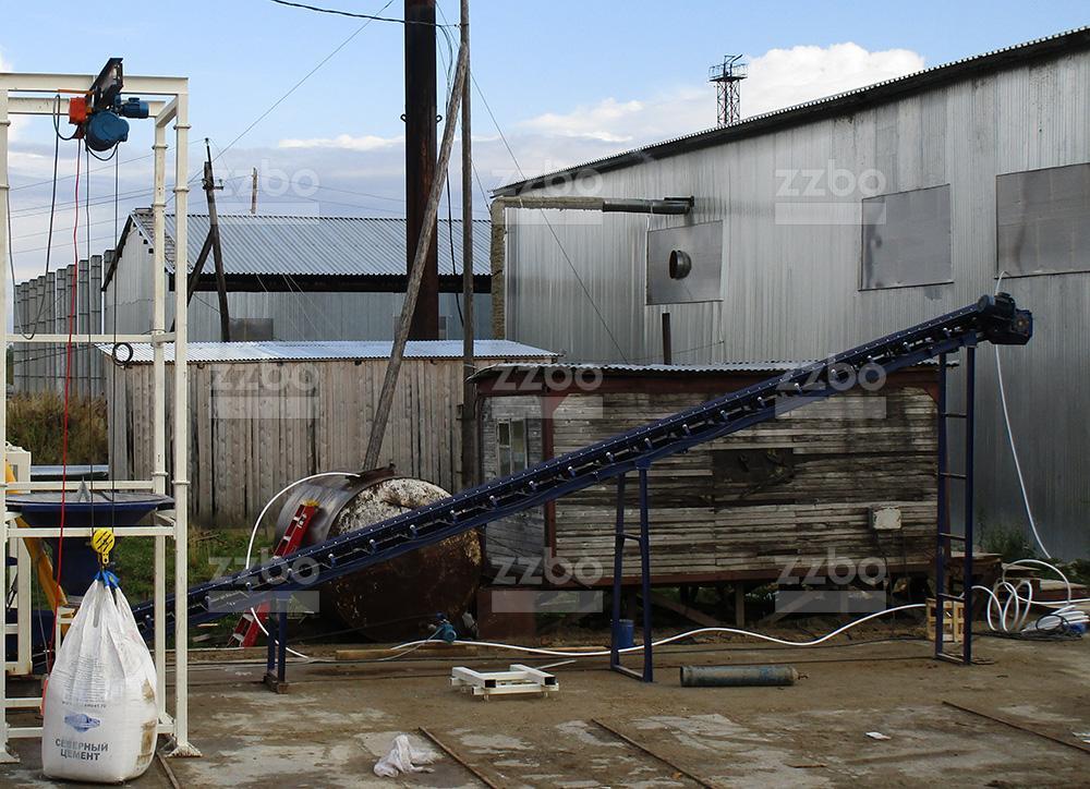 Ленточный конвейер ЛК 10-0,5 - фото 11