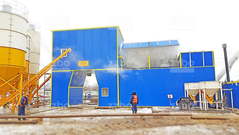 Бетонный завод ФЛАГМАН-90 - фото 13