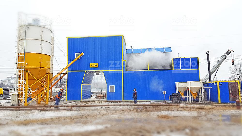 Бетонный завод ФЛАГМАН-90 - фото 2