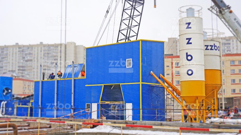 Бетонный завод ФЛАГМАН-90 - фото 7